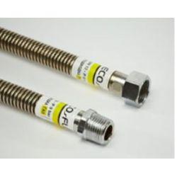 """Подводка для газа 1/2""""х1/2"""" ВВ, длина - 30 см ECO-FLEX d12 (D121230)"""
