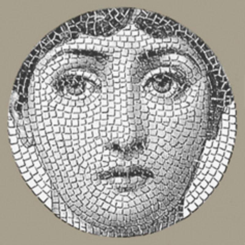 Декор керамический настенный, 10х10 см CERAMICA BARDELLI Tema E Variazione 2 Bianco Extra 16 (TV0021016)