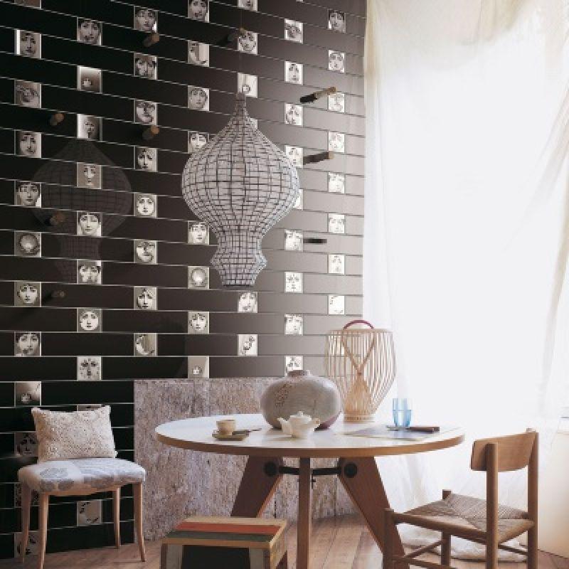 Декор керамический настенный, 10х10 см CERAMICA BARDELLI Tema E Variazione 2 Bianco Extra 7 (TV002107), фото 2
