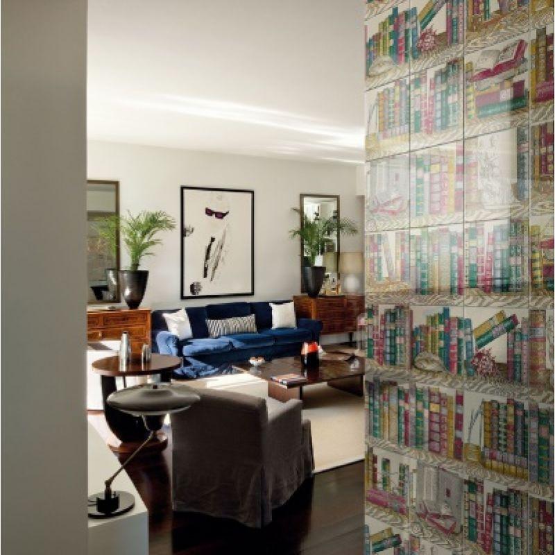 Декор керамический настенный, книги, 20х20 см CERAMICA BARDELLI Libreria 9 (LI00920), фото 2