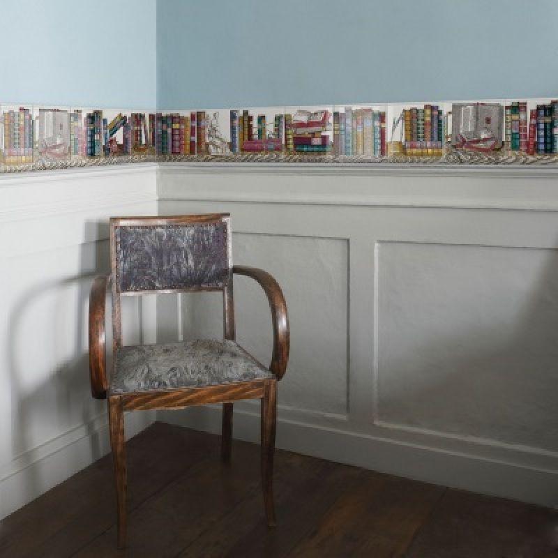 Декор керамический настенный, книги, 20х20 см CERAMICA BARDELLI Libreria 9 (LI00920), фото 5