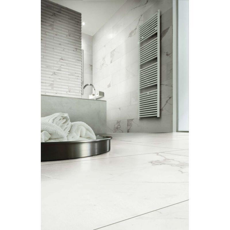 Керамогранитная плитка универсальная, наружная, белая, 60х60 см CERIM CERAMICHE Timeless Calacatta Lucido (746855), фото 2