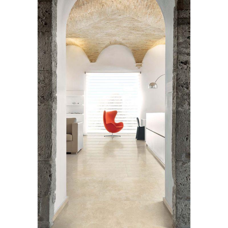Керамогранитная плитка универсальная, наружная, бежевая, 60х60 см CERIM CERAMICHE Timeless Marfil Naturale (746852), фото 3
