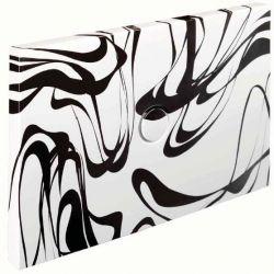 Душевой поддон 72х90 см рисунок Kaos CIELO Cinquanta H5 Tatoo (PD57290K)
