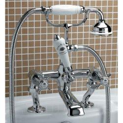 Врезной смеситель для ванны хром DEVON & DEVON Coventry (MARF20BCR)