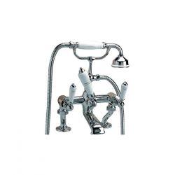 Врезной смеситель для ванны хром DEVON & DEVON Dandy (MARF40BCR)