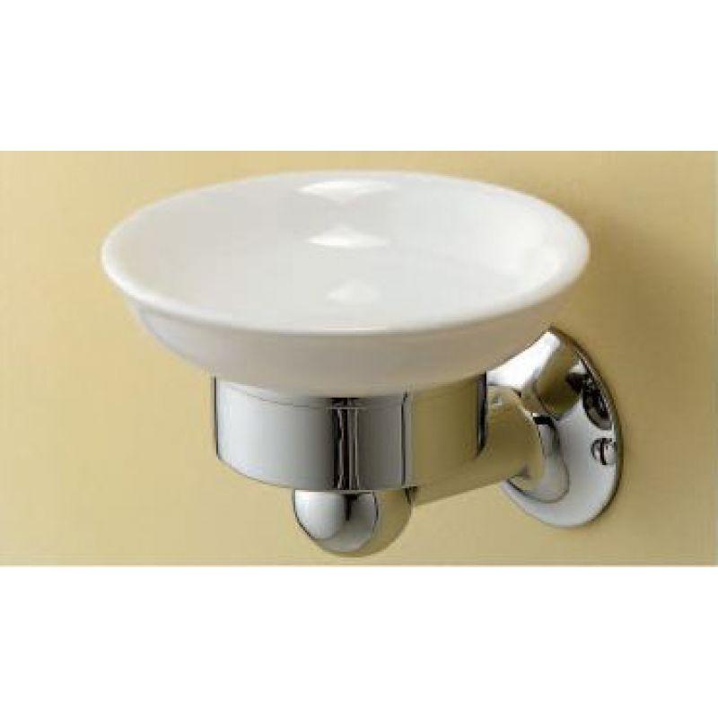 Мыльница в ванную , светлое золото DEVON & DEVON New York (NY101OT)