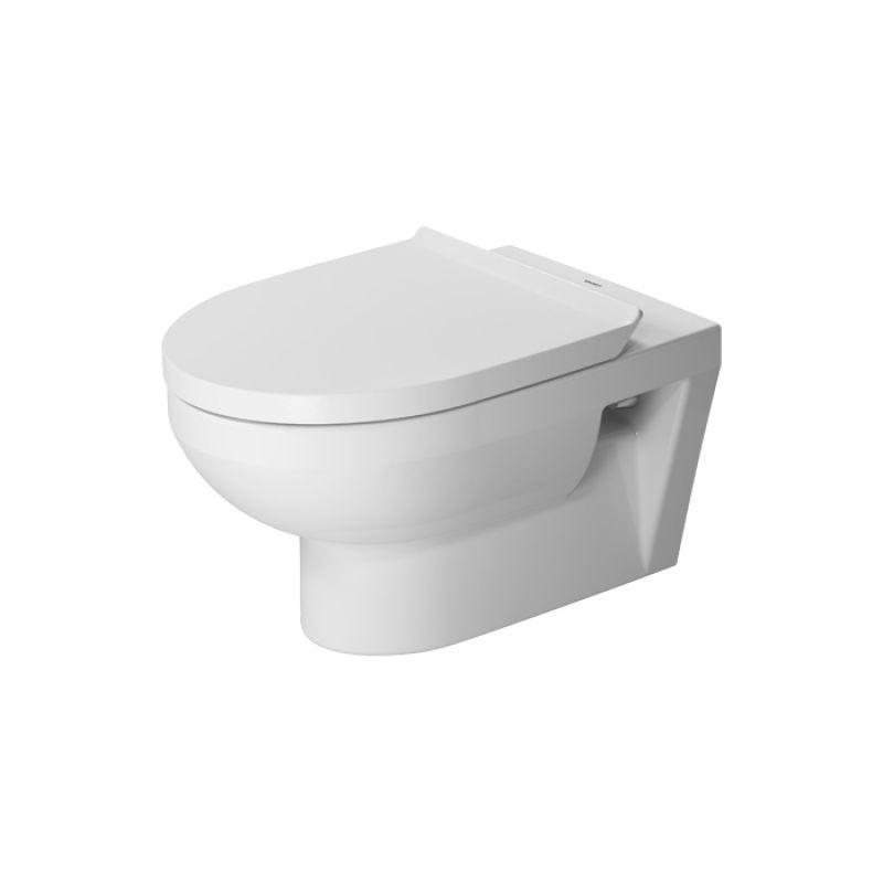 Унитаз без ободка с крышкой DURAVIT DuraStyle Basic (45620900A1)