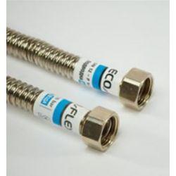 """Подводка для воды 1/2""""х1/2"""" ВВ, длина - 100 см ECO-FLEX d12 (D121212100V)"""