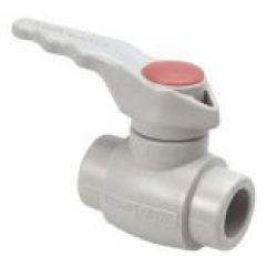 Вентиль шаровой, 20 мм EKOPLASTIK (SVEK020)