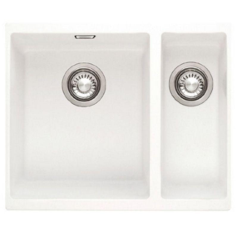 Мойка кухонная, белая, 559х439 мм FRANKE Sirius SID 160 (125.0395.612)