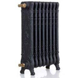 Напольный чугунный радиатор, 15 секций, высота 800 мм GURATEC Fortuna (7115)