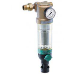 Фильтр тонкой очистки с механизмом обратной промывки и поворотным соединительным фланцем HONEYWELL (F76CS-3-4AA)