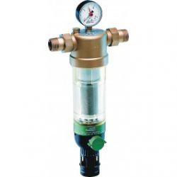 Фильтр тонкой очистки с механизмом обратной промывки HONEYWELL (F76S-3-4AF)