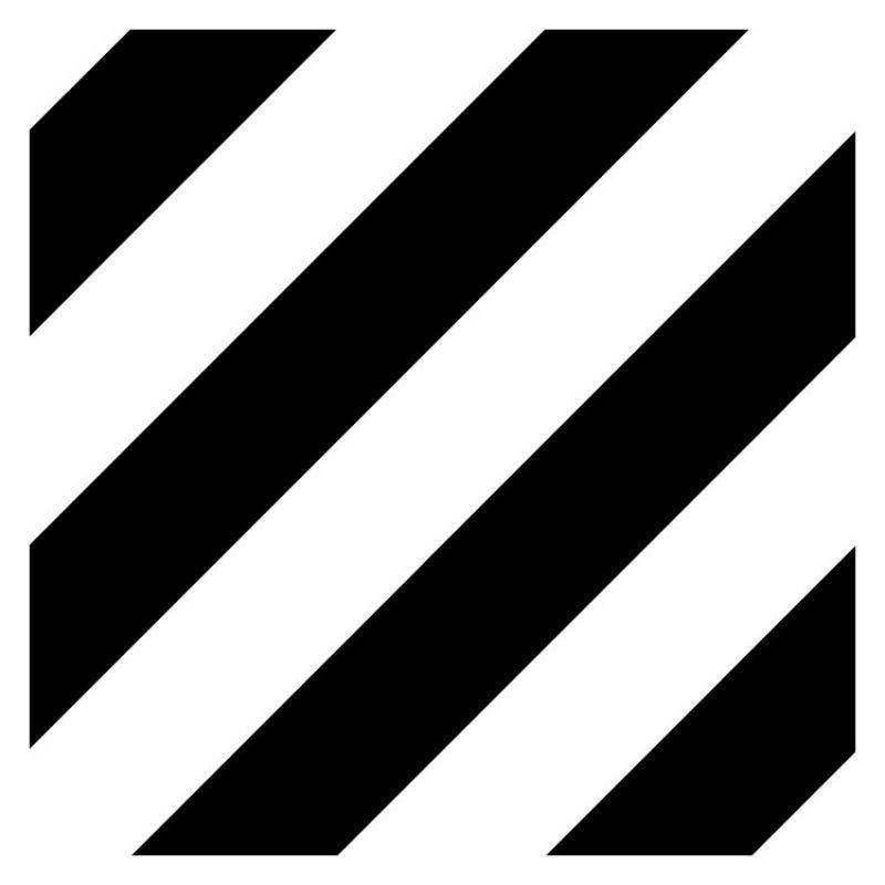 Плитка напольная 20х20 MAYOLICA District LINES BLACK (407509)
