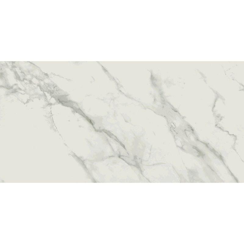 Плитка керамогранитная 60х120 OPOCZNO Calacatta White Polished Matt (429007)