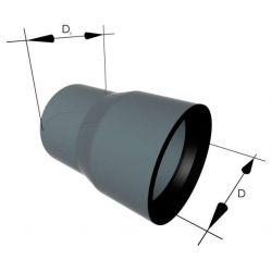 Переходник на чугунную трубу 50 канализационный OSTENDORF HT (PPs) (18120)