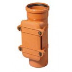 Ревизия 100 мм канализационная наружная OSTENDORF KGRE (28310)