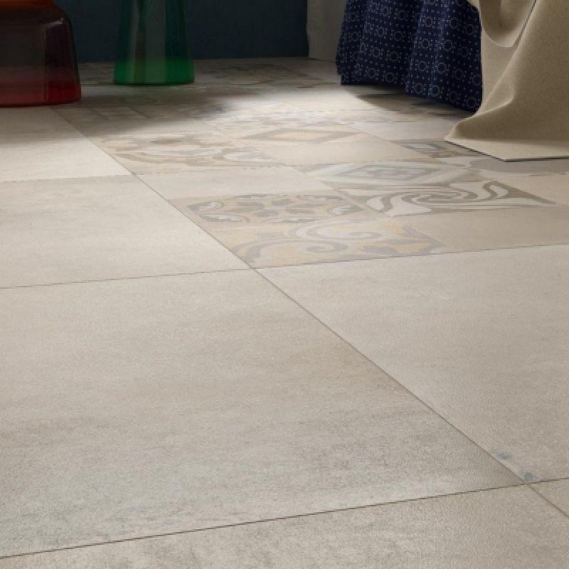 Керамогранитная плитка универсальная, наружная, бежевая, 60х60 см RICCHETTI CERAMICHE Terracotta Cementina Ocra Rett. (305310), фото 3
