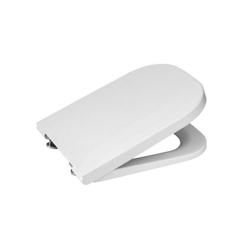 Сиденье для унитаза soft close, быстросъемное ROCA Gap (A80148200U)