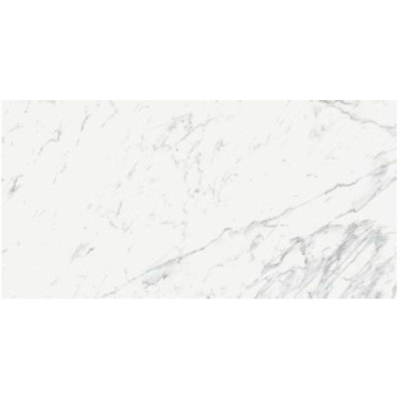 Керамогранитная плитка напольная, наружная, белая, 60х60 см SANT AGOSTINO Marmocrea Arabescato (CSAARABE60)