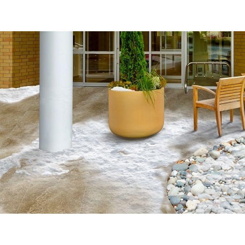 Керамическая плитка напольная, наружная, бежевая, 31х31 см SDS KERAMIK Marburg Beige (296628), фото 4