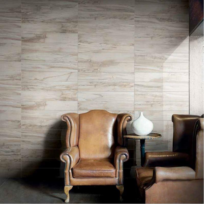 Керамогранитная плитка универсальная, наружная, бежевая, 15x90 см UNICOM STARKER Timeless Ivory (255509), фото 2