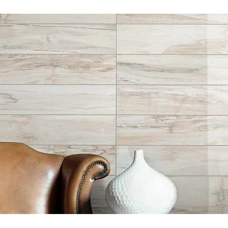 Керамогранитная плитка универсальная, наружная, бежевая, 15x90 см UNICOM STARKER Timeless Ivory (255509), фото 3