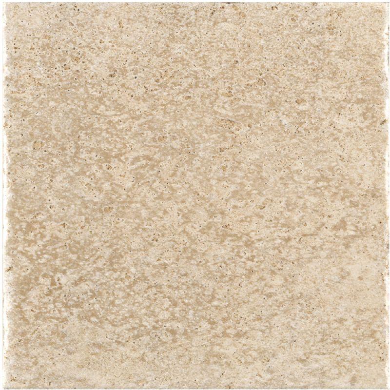 Керамогранитная плитка напольная, наружная, бежевая, 40,8x61,4 см UNICOM STARKER Dordogne Caramel (248398)