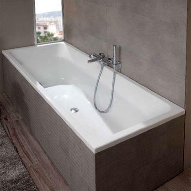Ванна акриловая 180х80 VILLEROY & BOCH Targa Style (UBA180FRA2V-01)