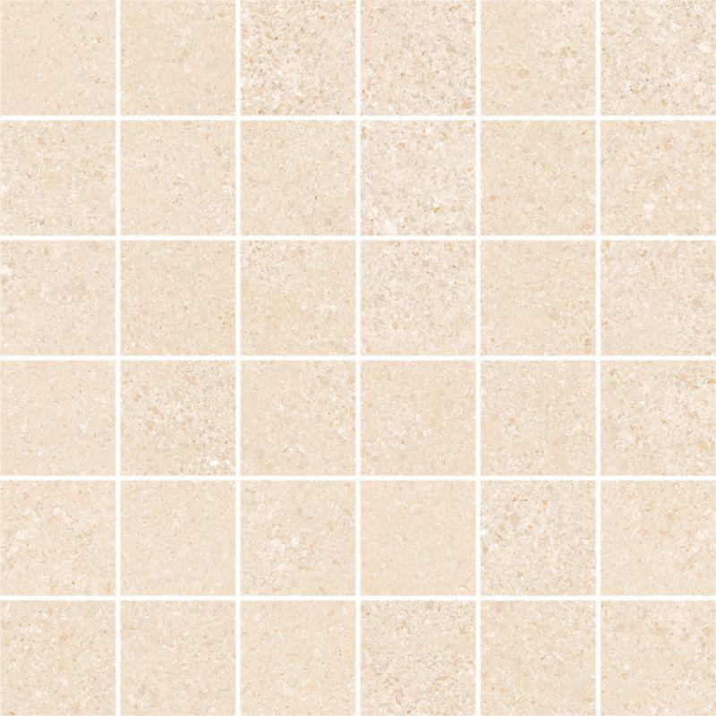 Мозаика керамогранитная универсальная, бежевая, 30x30 см VIVES Alpha Mosaico Lipsi Beige (AMLBE300)